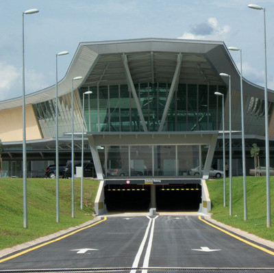 Airport transfer from Johor to Senai Airport.