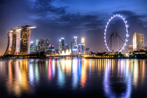 Singapore_Private Taxi Booking